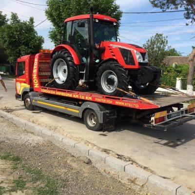 Tractare tractor